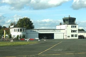 Flugplatz Marl Tower