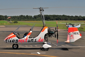 Gyrocopter MTO-Sport